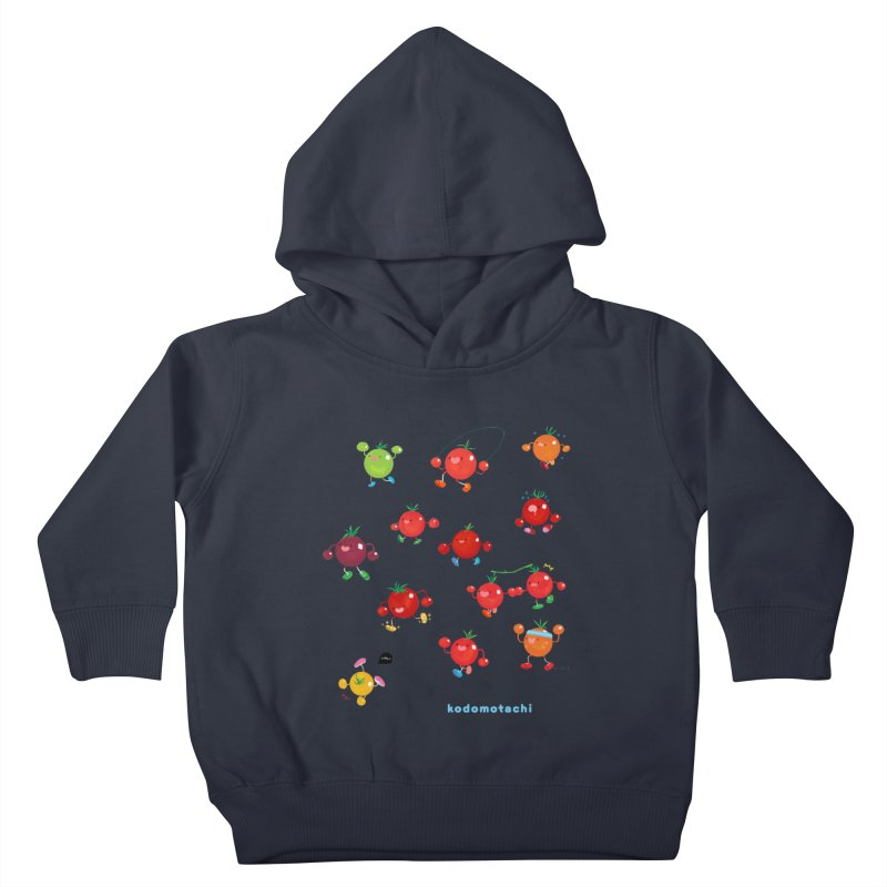 kodomotachi Kids Toddler Pullover Hoody by Hey there, Waterbear!