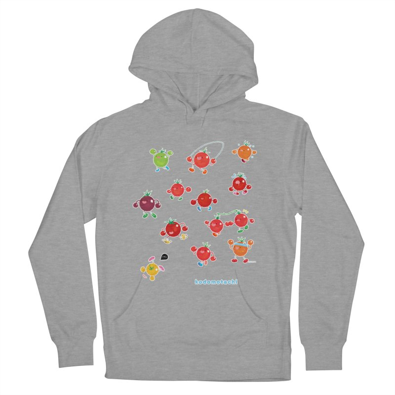 kodomotachi (version 2) Women's Pullover Hoody by Hey there, Waterbear!