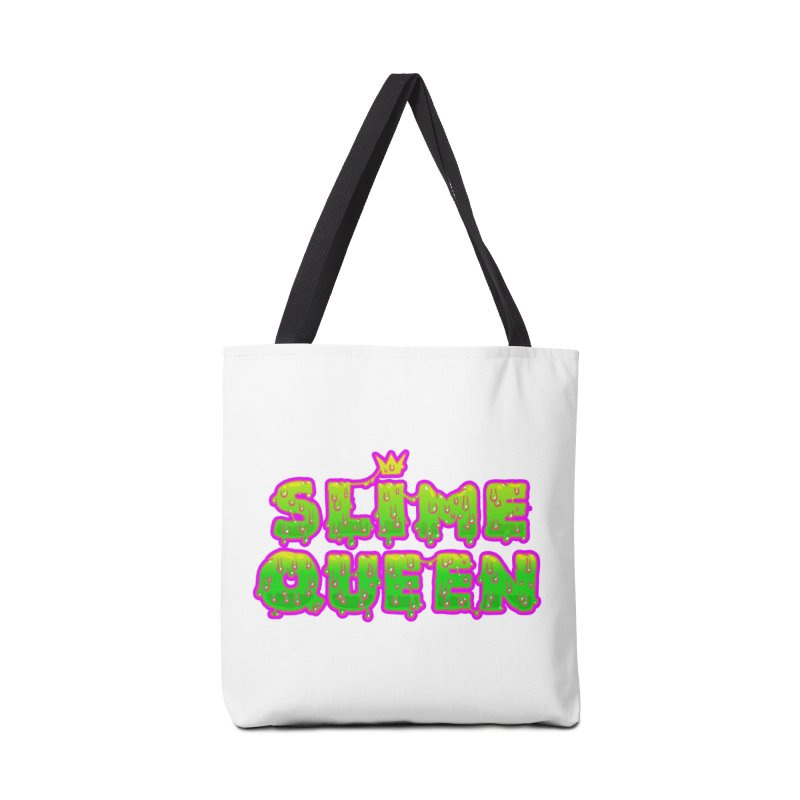 SLiME QUEEN Accessories Bag by Hey there, Waterbear!