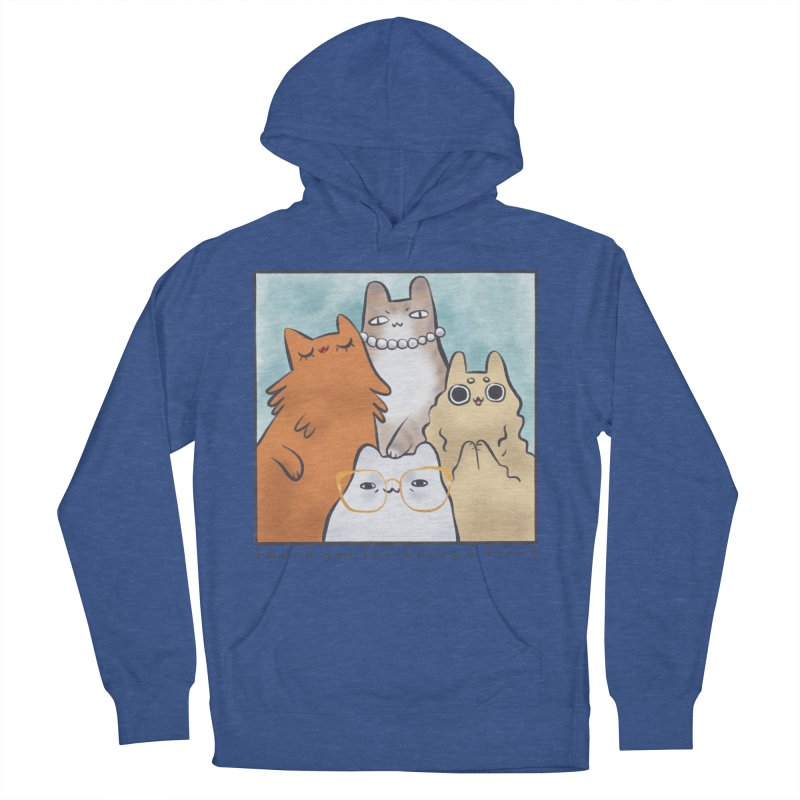 Golden Frembs Women's Pullover Hoody by Hey there, Waterbear!