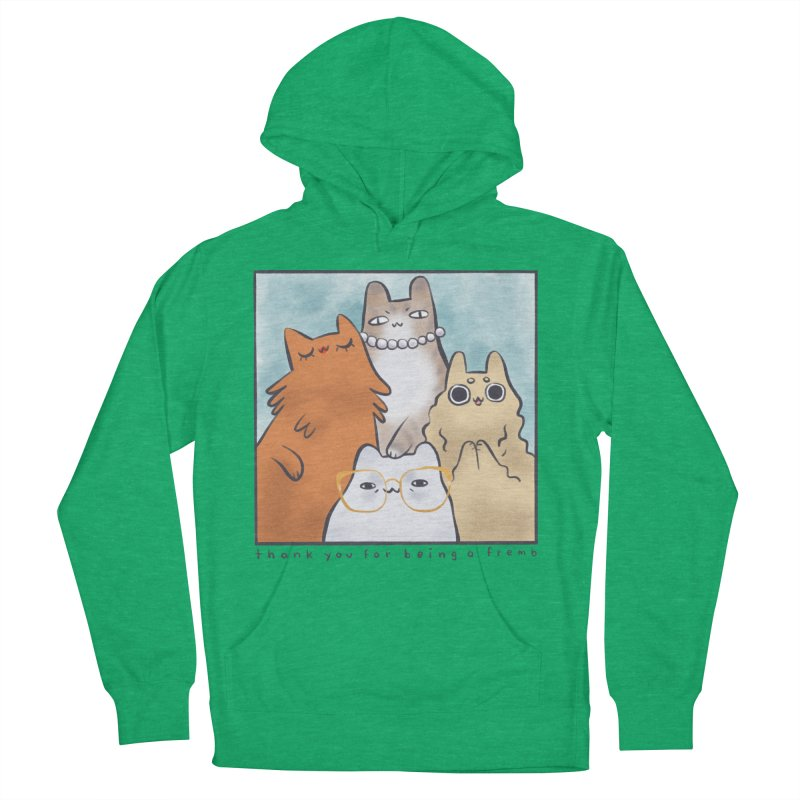 Golden Frembs Men's Pullover Hoody by Hey there, Waterbear!