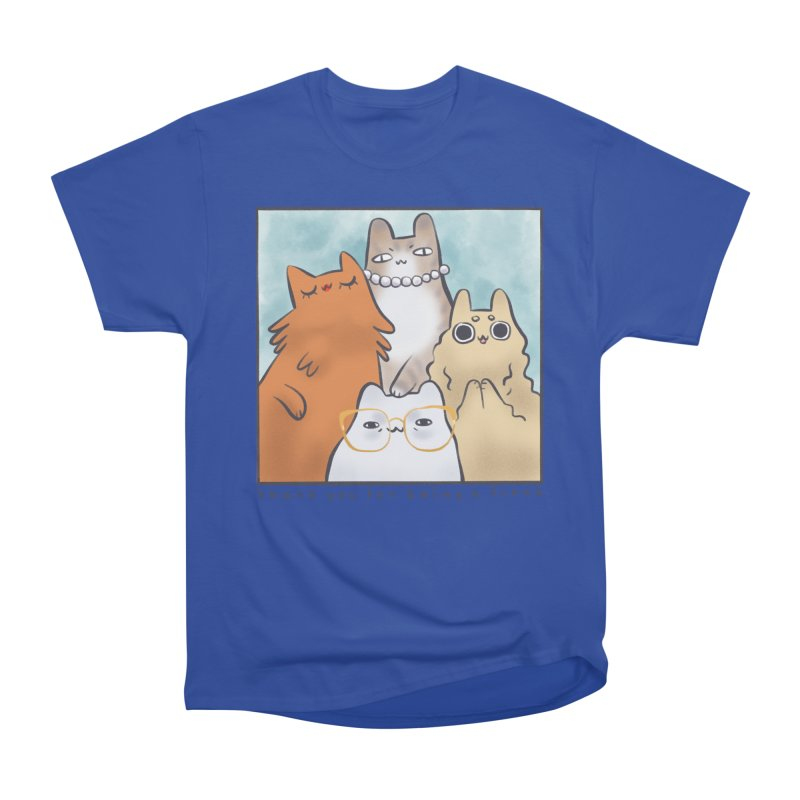 Golden Frembs Men's Heavyweight T-Shirt by Hey there, Waterbear!