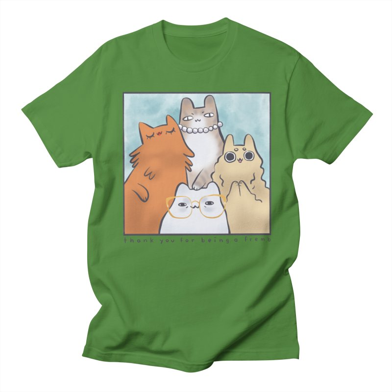 Golden Frembs Women's Regular Unisex T-Shirt by Hey there, Waterbear!