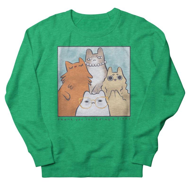 Golden Frembs Men's Sweatshirt by Hey there, Waterbear!