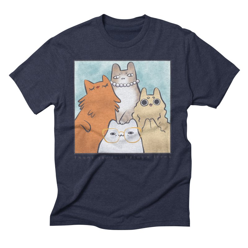 Golden Frembs Men's Triblend T-Shirt by Hey there, Waterbear!
