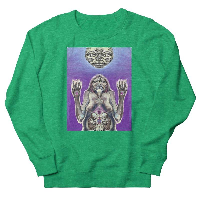 Creation Song Women's Sweatshirt by waterhummingbirdhouse's Artist Shop