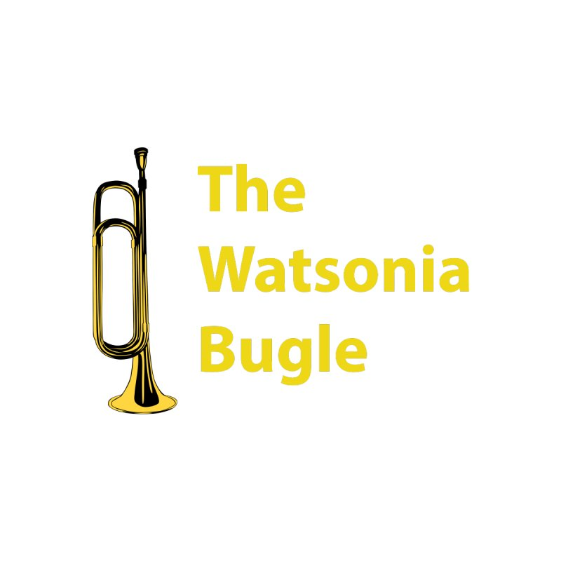 The Watsonia Bugle Men's T-Shirt by watsoniabugle's Artist Shop