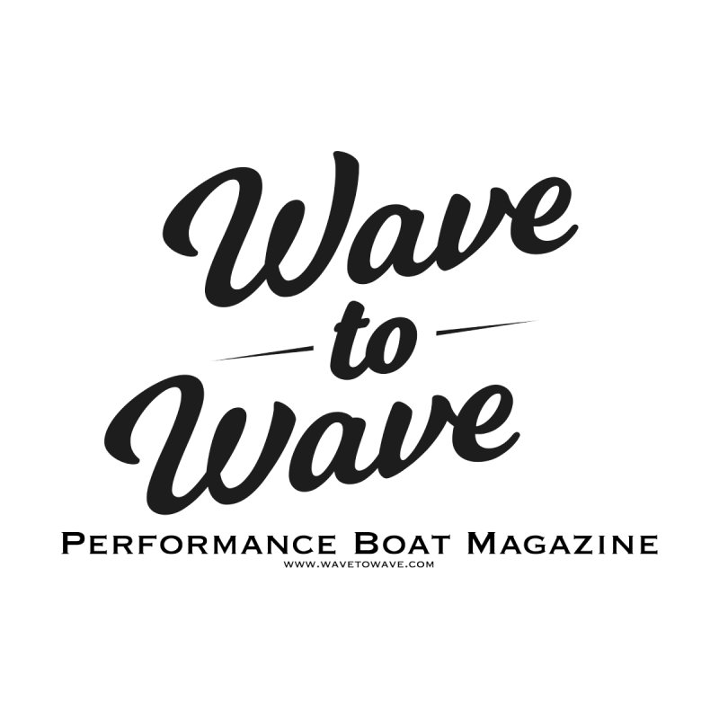 Wave to Wave Original Logo by Wave to Wave's Artist Shop