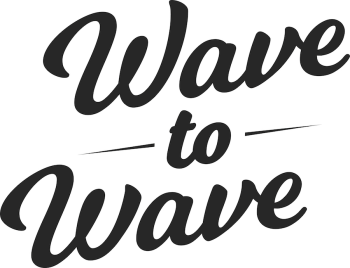 Wave to Wave's Artist Shop Logo