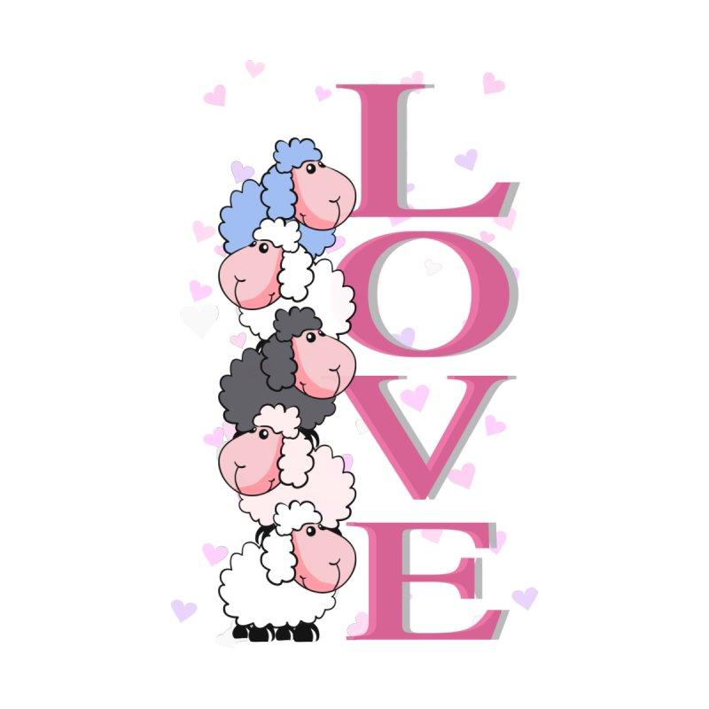 Love Sheeps by WaWaTees Shop