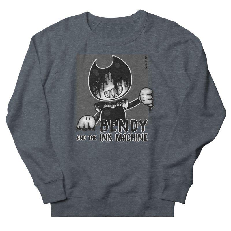 Evil Bendy on the Window Women's Sweatshirt by WaWaTees Shop