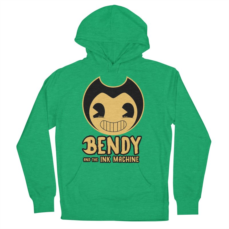 Bendy and The Ink Machine Women's Pullover Hoody by WaWaTees Shop