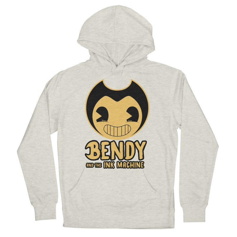 Bendy and The Ink Machine Men's Pullover Hoody by WaWaTees Shop