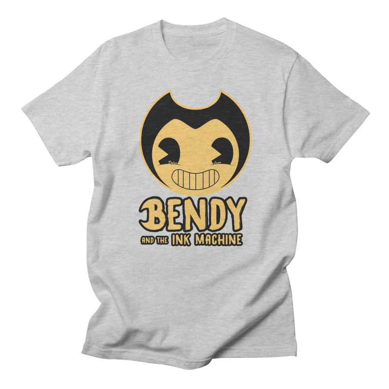 Bendy and The Ink Machine Women's Unisex T-Shirt by WaWaTees Shop