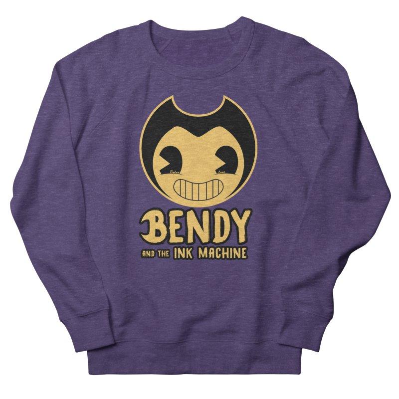 Bendy and The Ink Machine Women's Sweatshirt by WaWaTees Shop