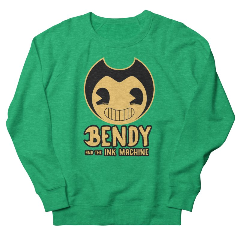 Bendy and The Ink Machine Men's Sweatshirt by WaWaTees Shop
