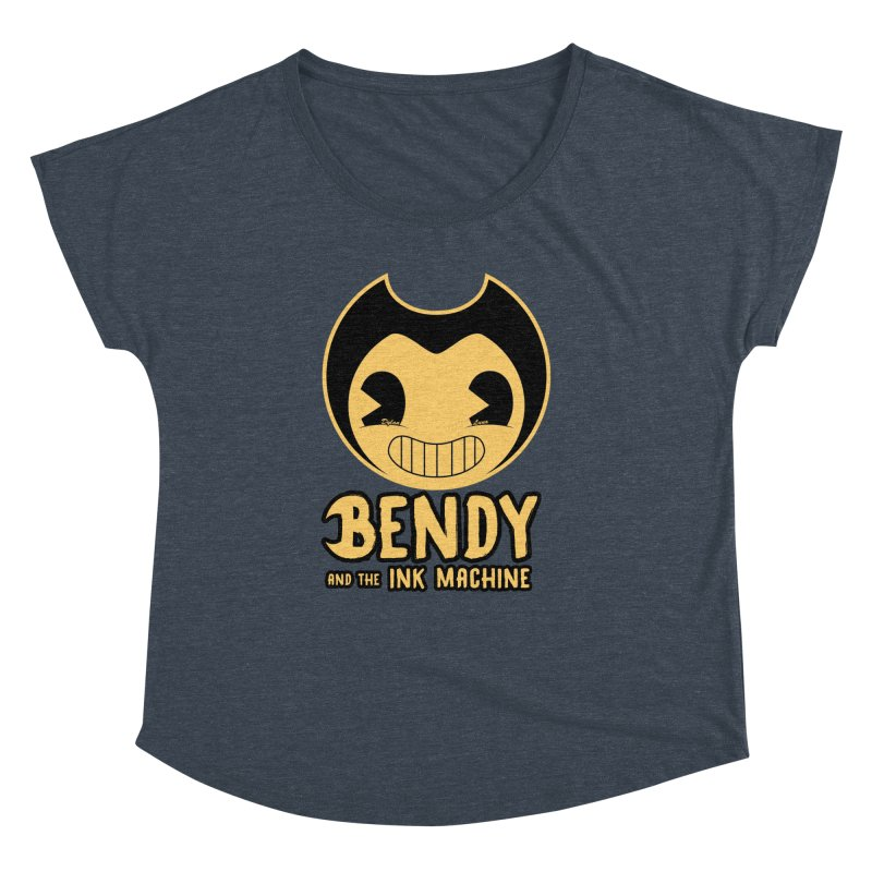 Bendy and The Ink Machine Women's Dolman by WaWaTees Shop