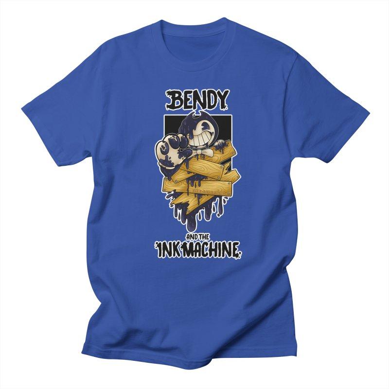 Wooden Bendy Women's Unisex T-Shirt by WaWaTees Shop