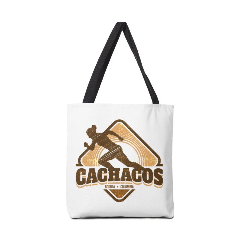 Los Cachacos Accessories Bag by WaWaTees Shop