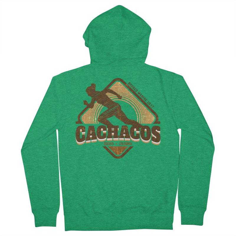 Los Cachacos Women's Zip-Up Hoody by WaWaTees Shop