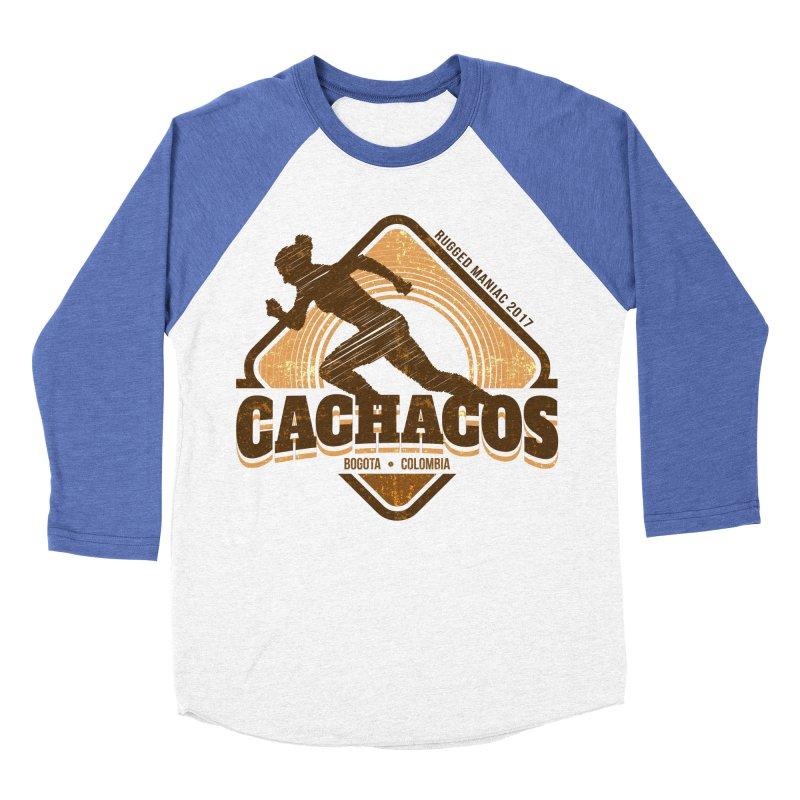 Los Cachacos Women's Baseball Triblend T-Shirt by WaWaTees Shop