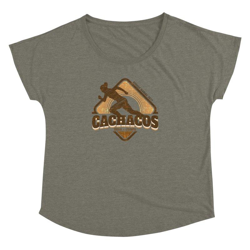 Los Cachacos Women's Dolman by WaWaTees Shop