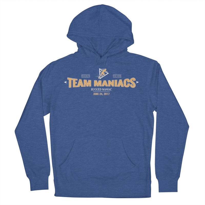 Team Maniacs Women's Pullover Hoody by WaWaTees Shop