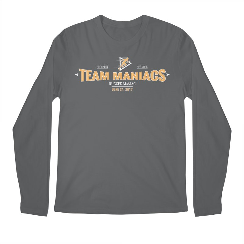 Team Maniacs Men's Longsleeve T-Shirt by WaWaTees Shop