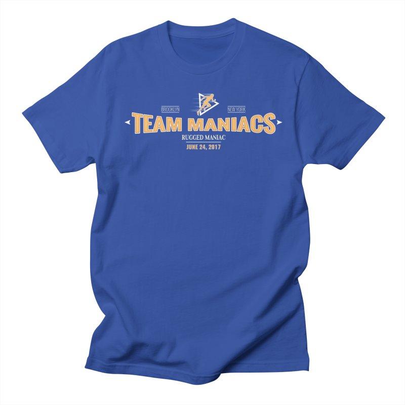 Team Maniacs Men's T-shirt by WaWaTees Shop