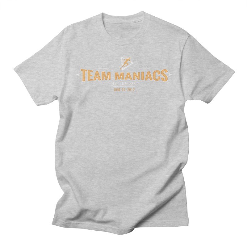 Team Maniacs Men's T-shirt by WaWaTees Shop