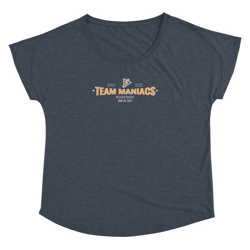 Team Maniacs Women's Dolman by WaWaTees Shop