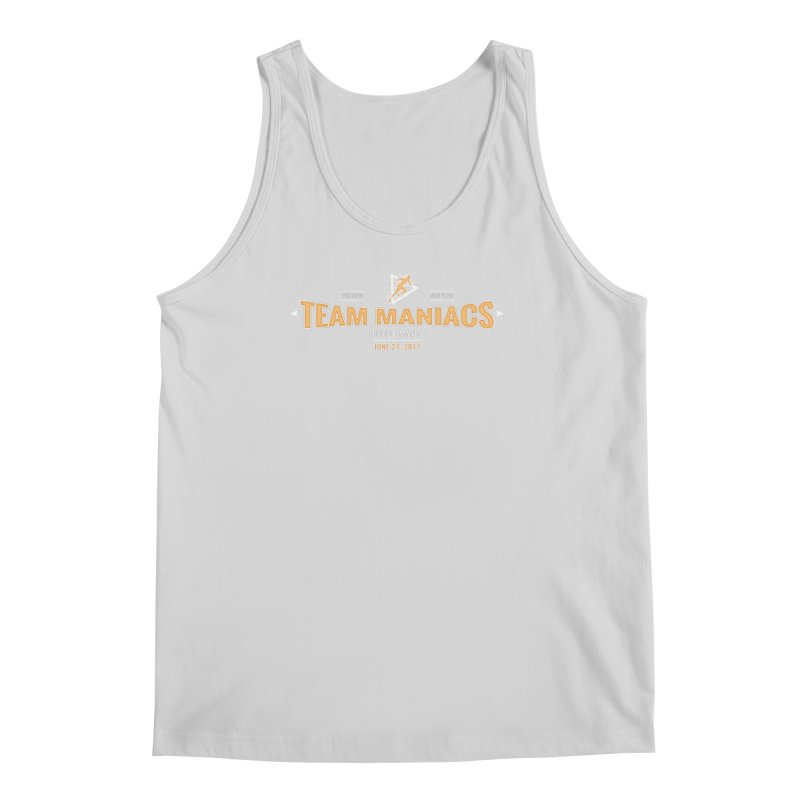 Team Maniacs Men's Tank by WaWaTees Shop