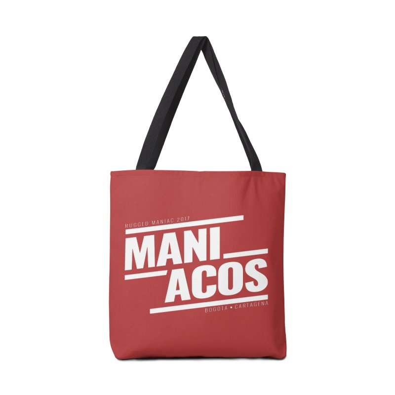 Maniacos v1 Accessories Bag by WaWaTees Shop