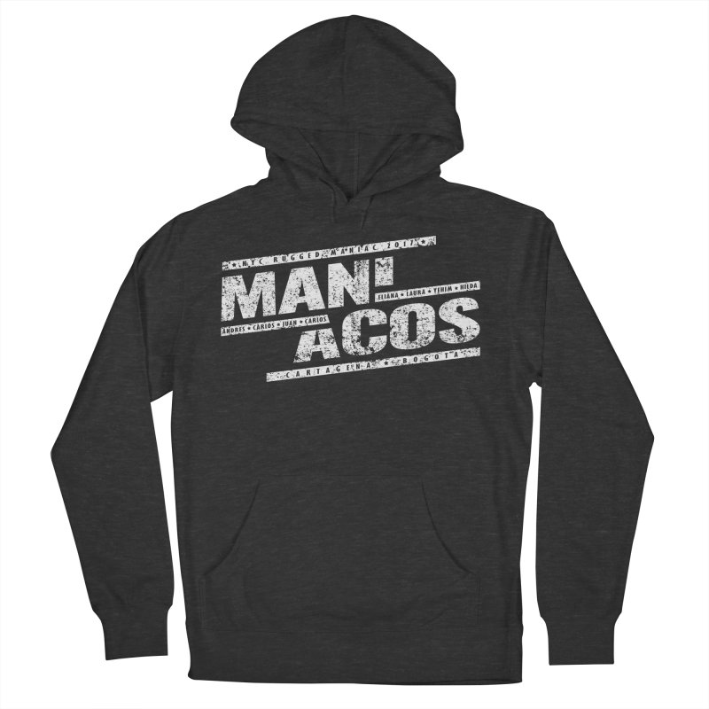 Maniacos v1 Men's Pullover Hoody by WaWaTees Shop