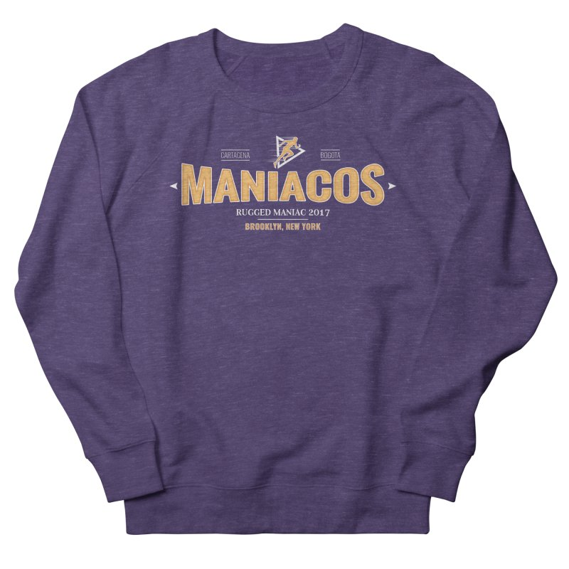 Maniacos v2 Men's Sweatshirt by WaWaTees Shop