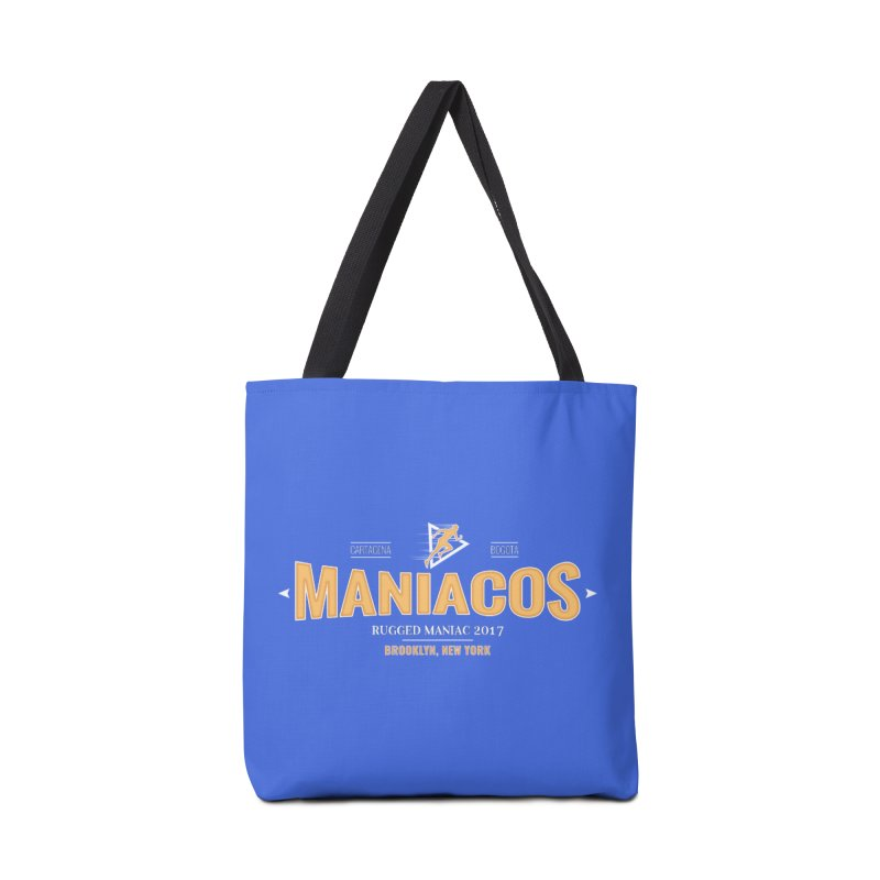 Maniacos v2 Accessories Bag by WaWaTees Shop