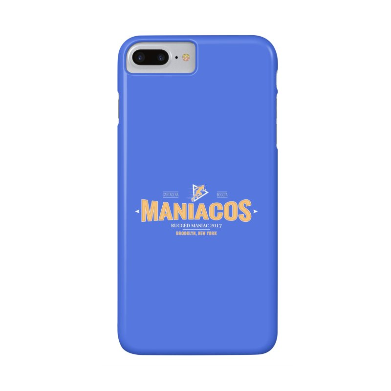 Maniacos v2 Accessories Phone Case by WaWaTees Shop