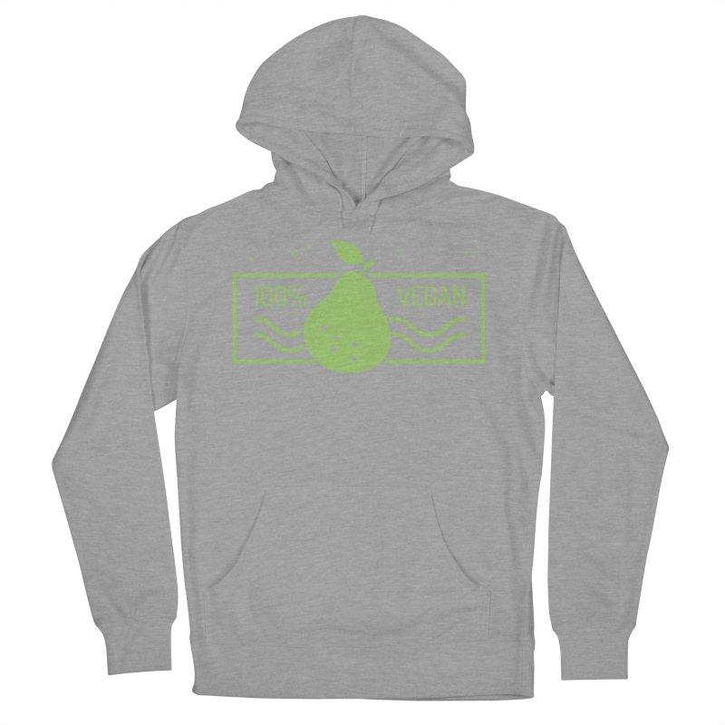100% Vegan Women's Pullover Hoody by WaWaTees Shop