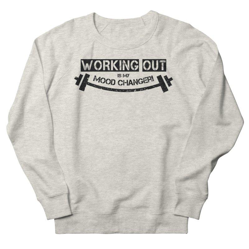 Mood Changer! (Black) Women's Sweatshirt by WaWaTees Shop