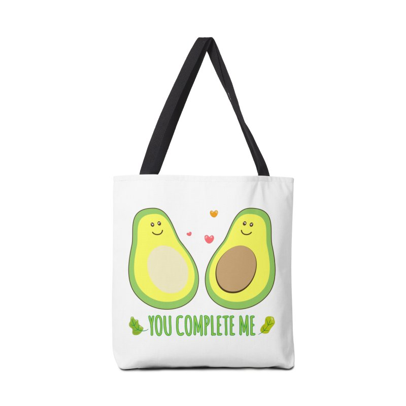 You Complete Me Accessories Bag by WaWaTees Shop