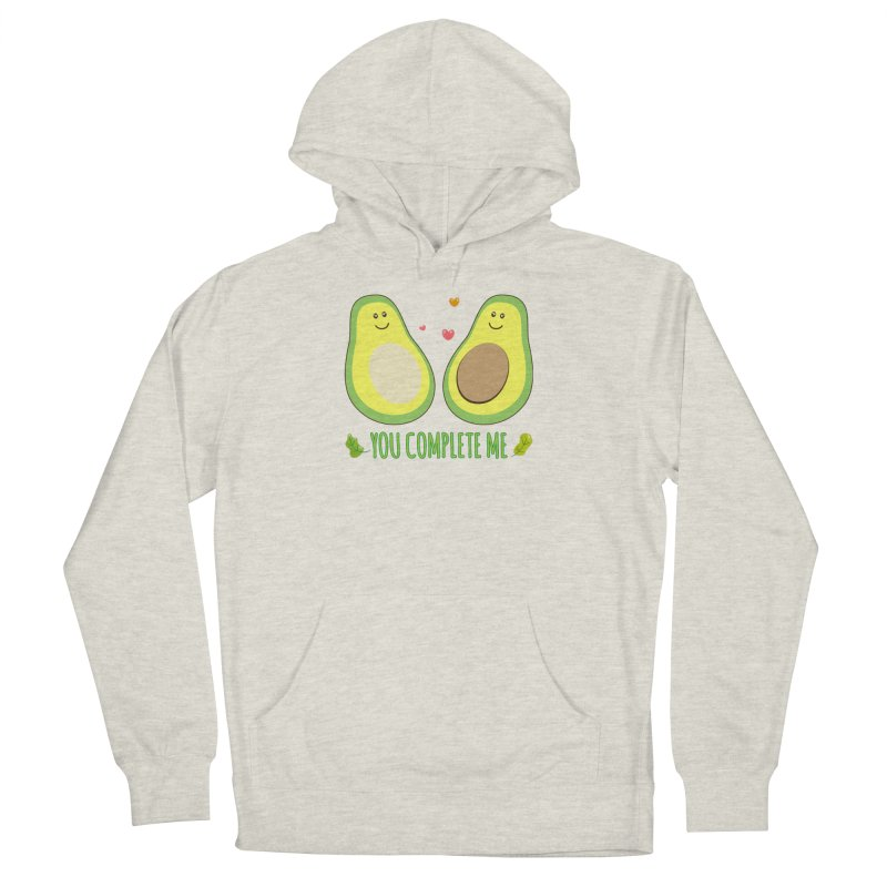 You Complete Me Women's Pullover Hoody by WaWaTees Shop
