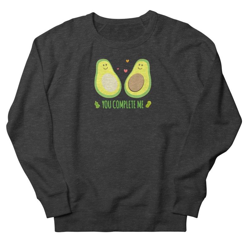 You Complete Me Women's Sweatshirt by WaWaTees Shop