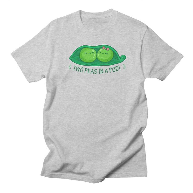 Two Peas in a Pod! 2 Women's Regular Unisex T-Shirt by WaWaTees Shop