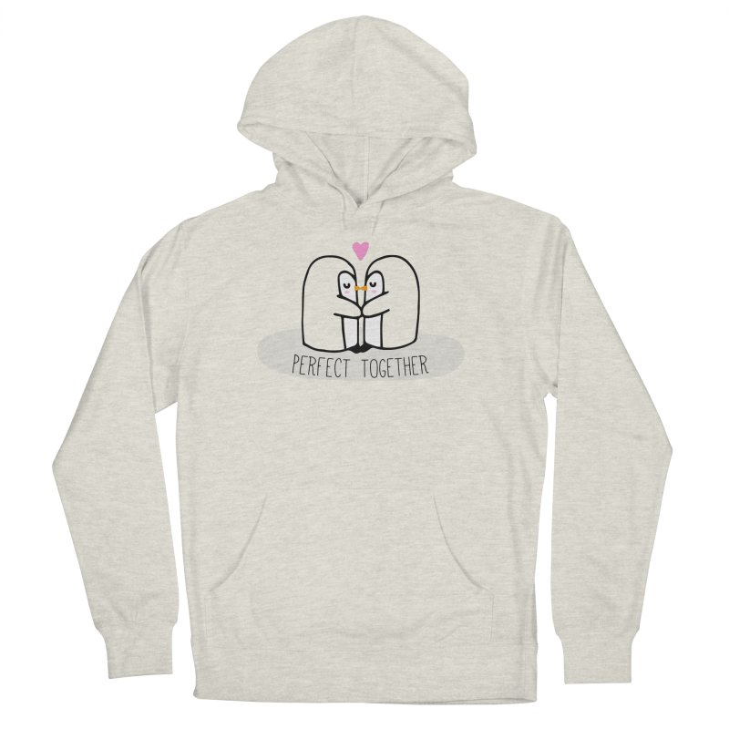 Perfect Together Women's Pullover Hoody by WaWaTees Shop