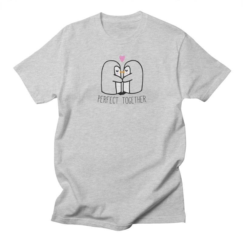 Perfect Together Men's Regular T-Shirt by WaWaTees Shop