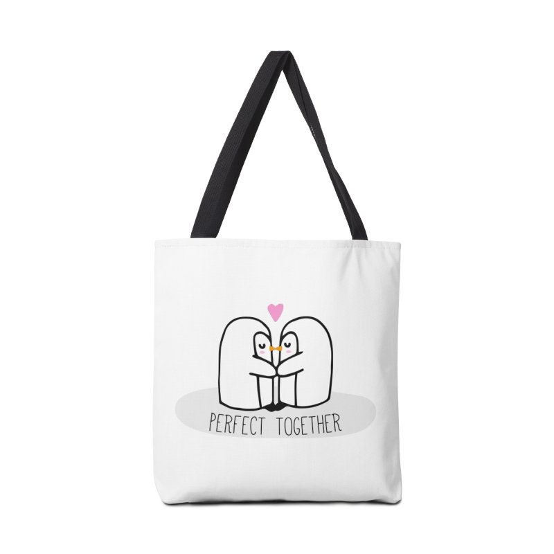 Perfect Together Accessories Bag by WaWaTees Shop
