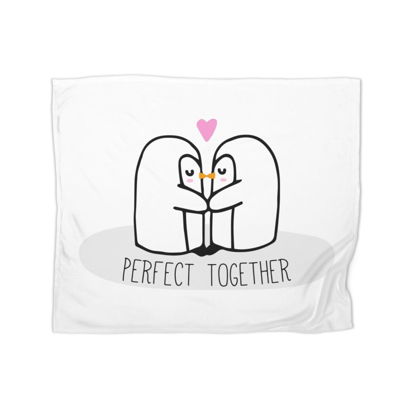Perfect Together Home Blanket by WaWaTees Shop