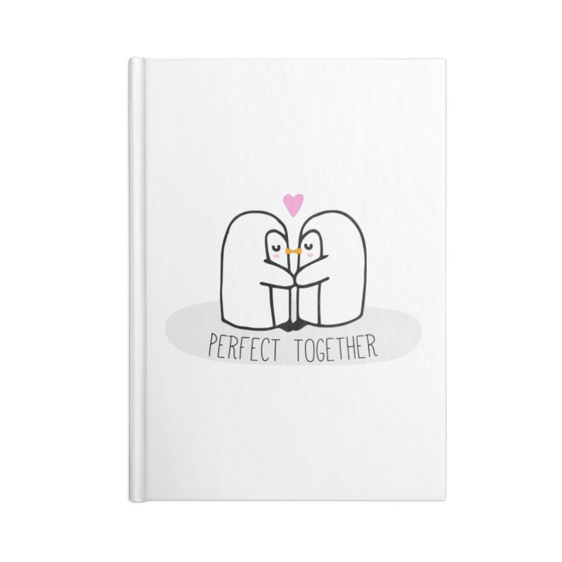 Perfect Together Accessories Notebook by WaWaTees Shop