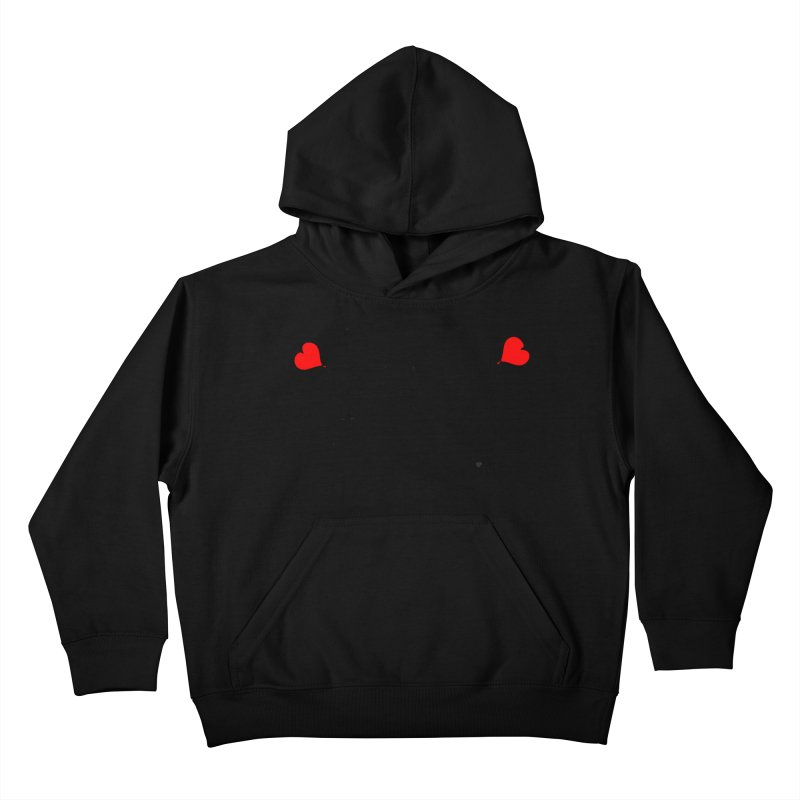 Only You Can Give Me That Feeling Kids Pullover Hoody by WaWaTees Shop