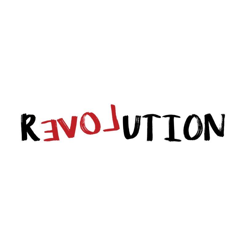 R evoL ution (Black) by WaWaTees Shop